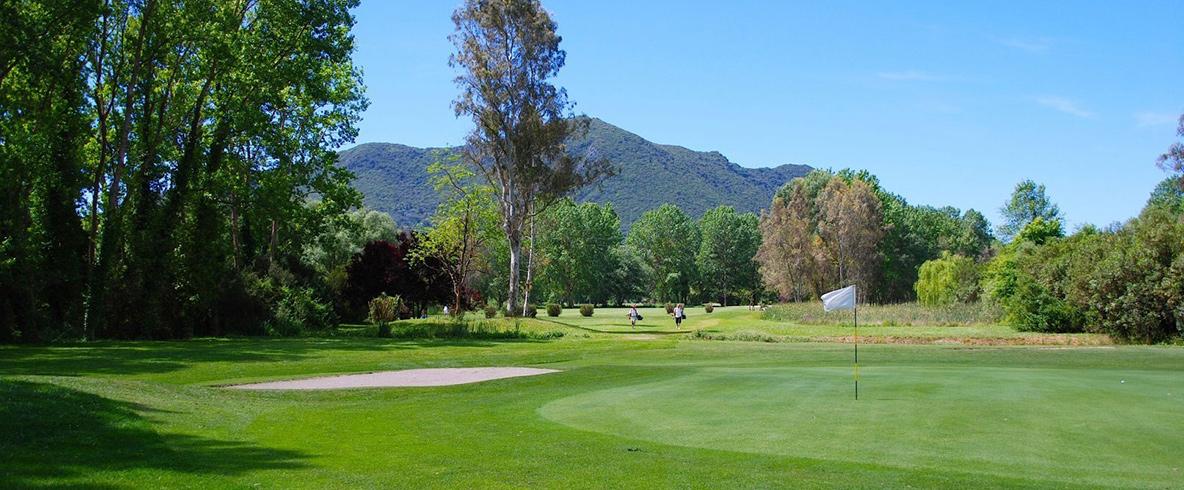 Golf-Corfu