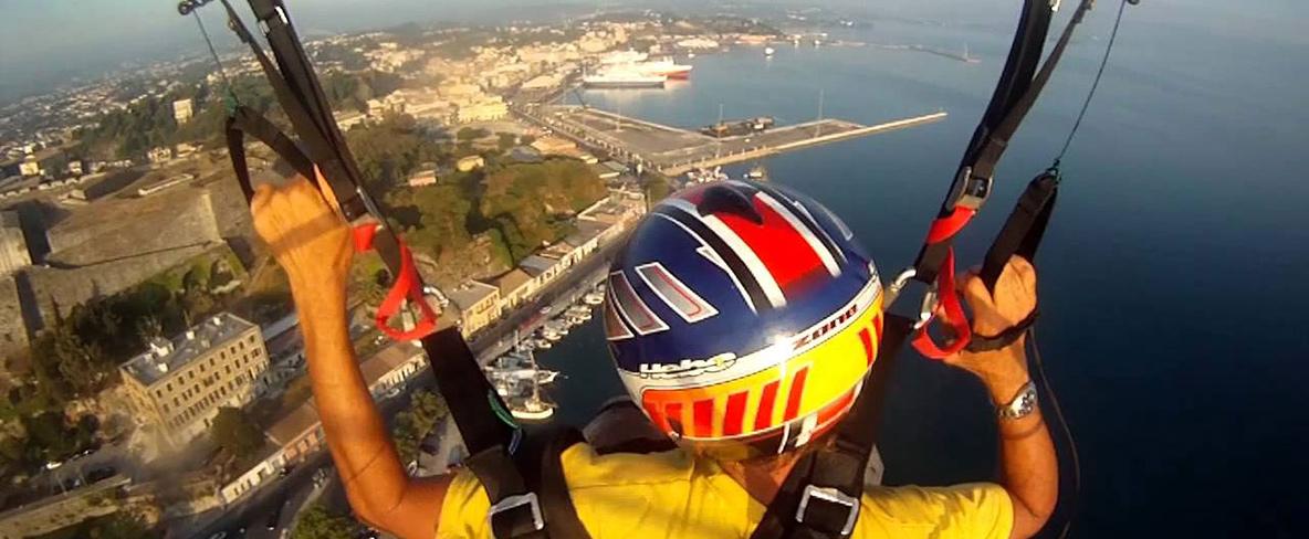 Paragliding_corfu